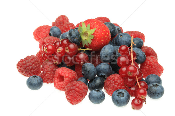 Berry fruits Stock photo © RazvanPhotography