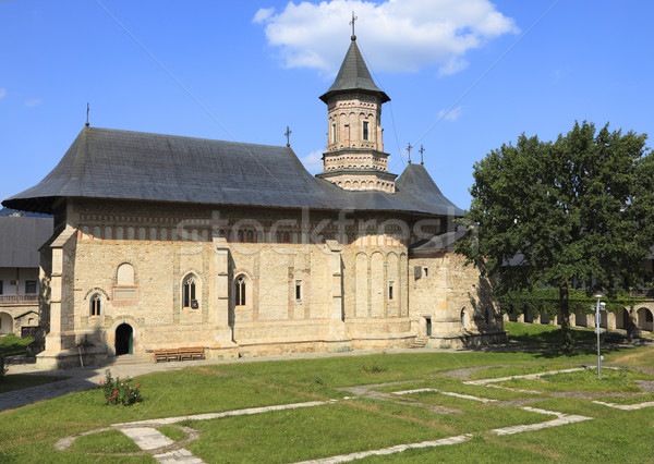 Neamt Monastery,Moldavia,Romania Stock photo © RazvanPhotography