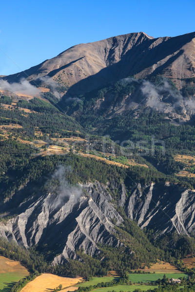 Landscape in Alps Stock photo © RazvanPhotography