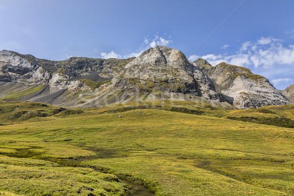 Circo montanhas imagem centro um Foto stock © RazvanPhotography