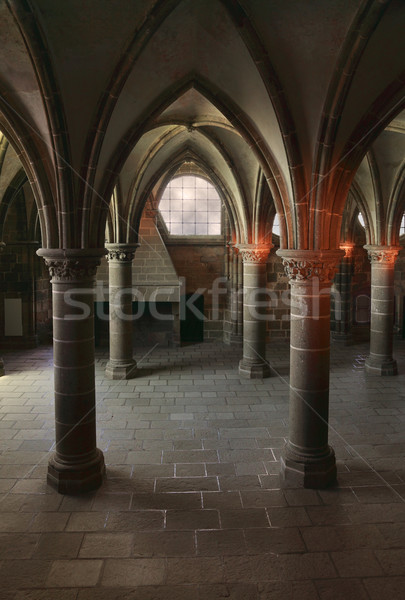 Gothic indoors architecture Stock photo © RazvanPhotography