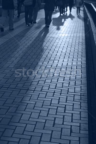 People shadows Stock photo © RazvanPhotography
