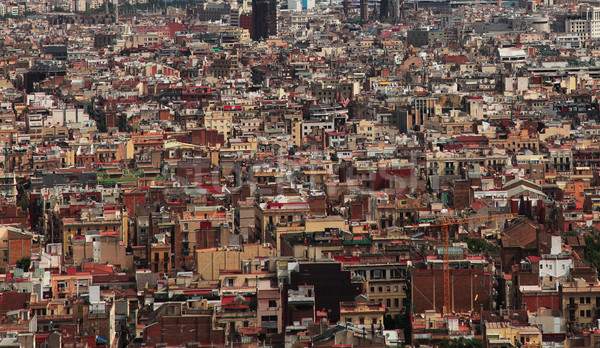Abstract metropolis Stock photo © RazvanPhotography
