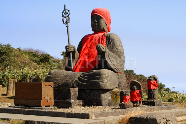 Grand buddha montagne statue altitude ici Photo stock © RazvanPhotography
