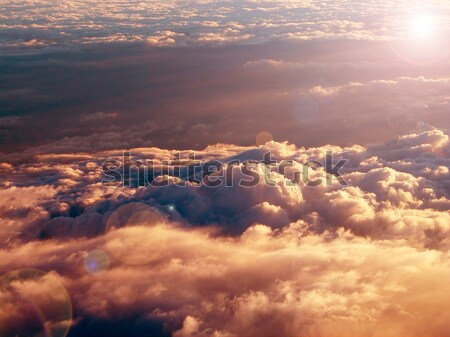 Восход бизнеса небе текстуры фон мечта Сток-фото © RazvanPhotography