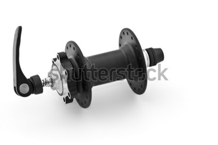 Front disc hub Stock photo © RazvanPhotography