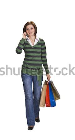 Shopping communication Stock photo © RazvanPhotography