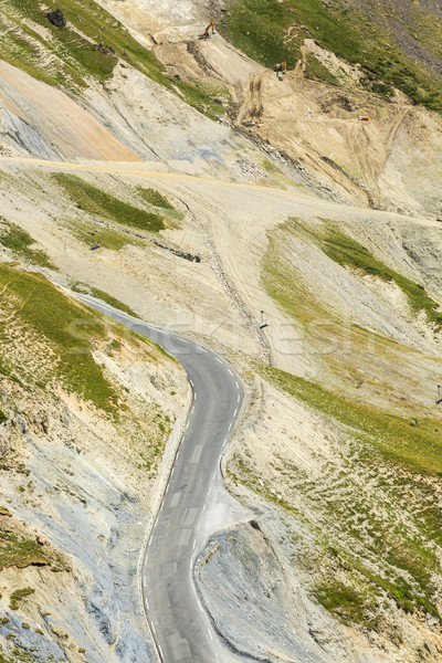 Road in Mountains Stock photo © RazvanPhotography
