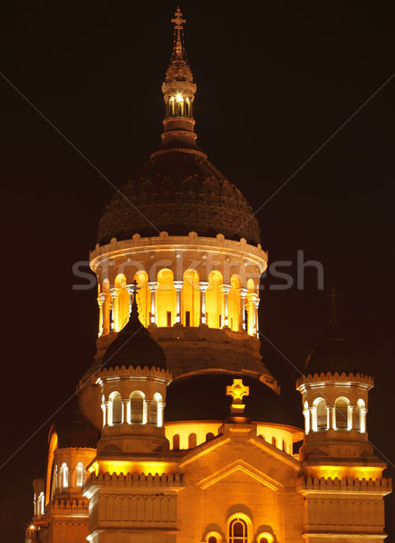 Orthodox Cathedral (The Dormition of the Theotokos Cathedral),Cl Stock photo © RazvanPhotography