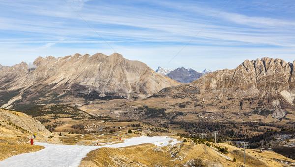 Artificial Ski Slope Stock photo © RazvanPhotography