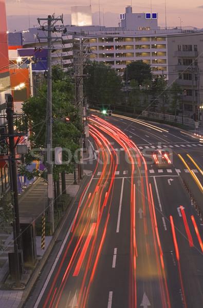 Sunset in the city Stock photo © RazvanPhotography