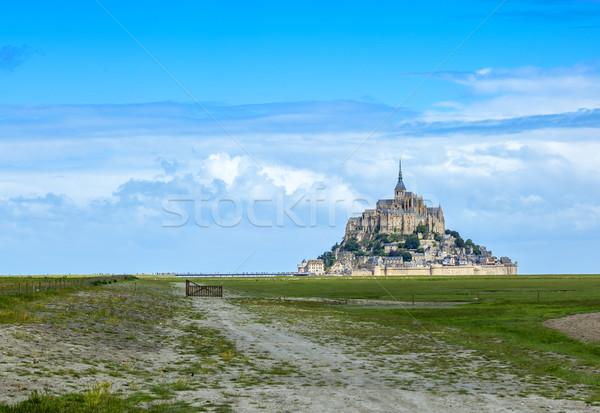 Monasterio imagen normandía norte Francia Foto stock © RazvanPhotography