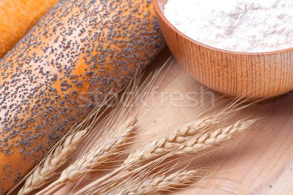 パン 小麦 小麦粉 食品 トウモロコシ ストックフォト © razvanphotos