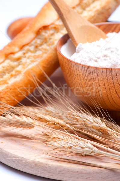 bread close up Stock photo © razvanphotos