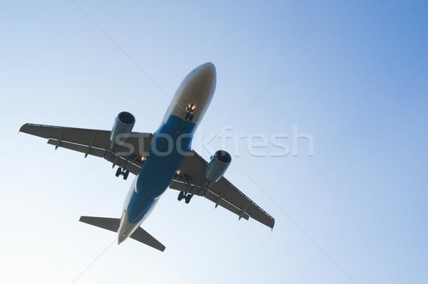 Aircraft Stock photo © razvanphotos