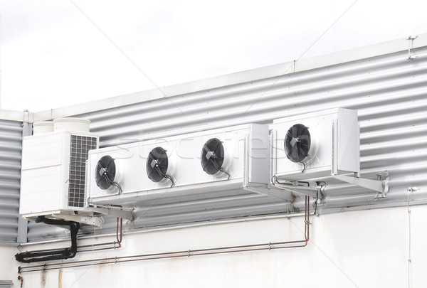 Air condition Stock photo © rbiedermann