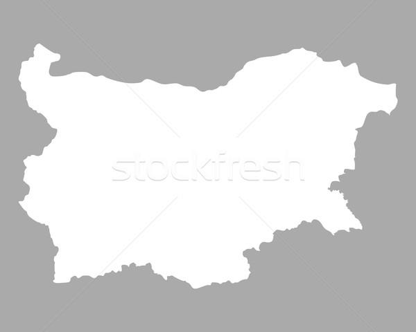 Pokaż Bułgaria tle line Zdjęcia stock © rbiedermann