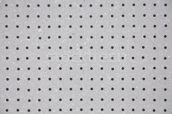 стены текстуры каменные конкретные современных дыра Сток-фото © rbiedermann