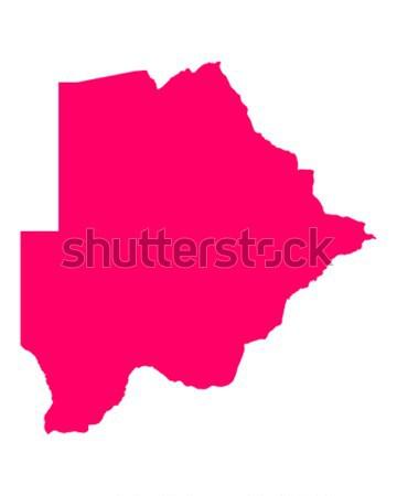 карта Суринам Purple вектора изолированный Сток-фото © rbiedermann