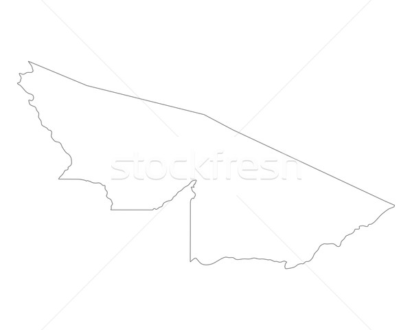 Map of Acre Stock photo © rbiedermann