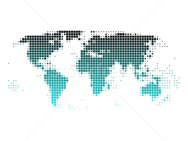 World map Stock photo © rbiedermann