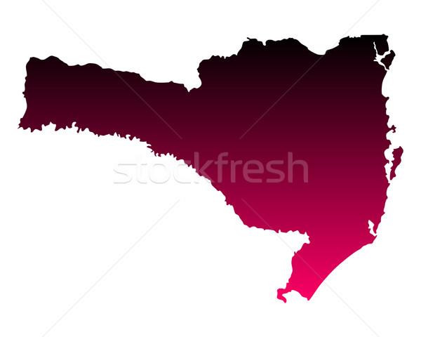 карта путешествия розовый Purple вектора Сток-фото © rbiedermann