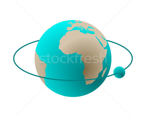 Orbit Stock photo © rbiedermann
