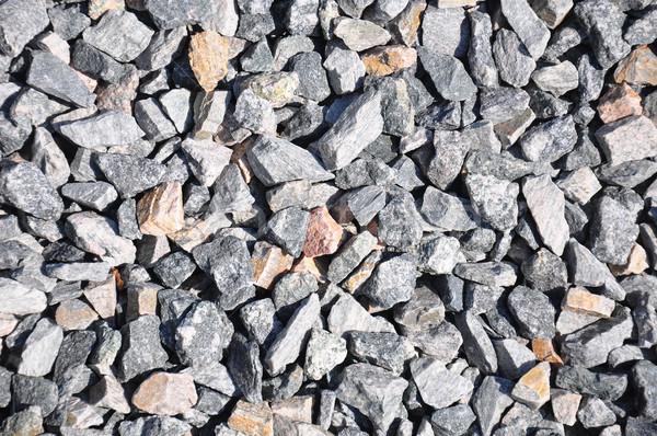 Crushed rock Stock photo © rbiedermann