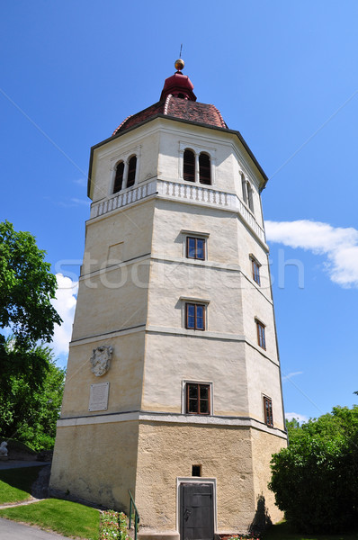Photo stock: Cloche · tour · Graz · Autriche · Voyage