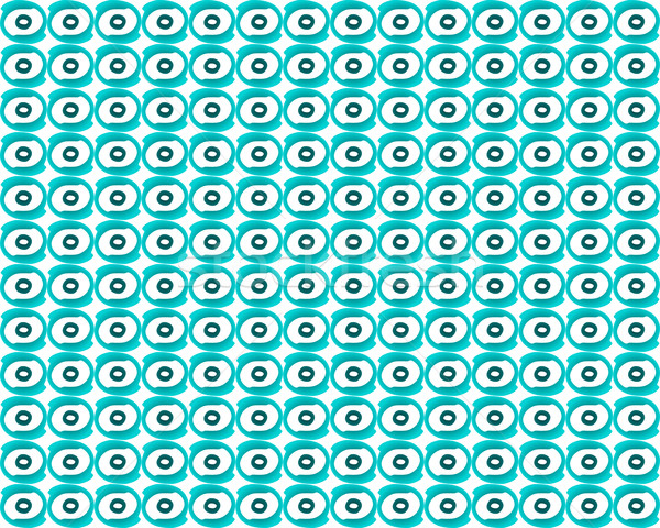 Seamless retro pattern Stock photo © rbiedermann