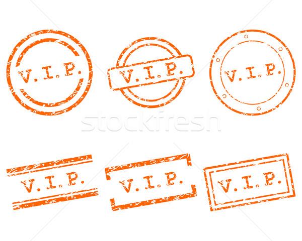 Vip スタンプ ビジネス スタンプ グラフィック 販売 ストックフォト © rbiedermann