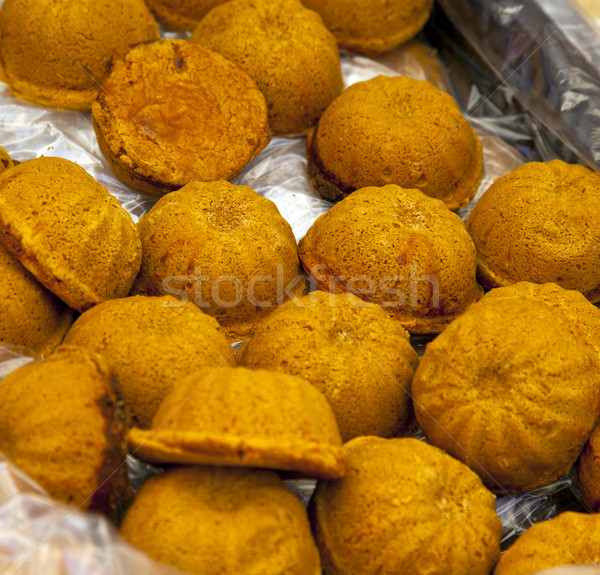 голландский Cookie рынке продовольствие фон десерта Сток-фото © rbouwman