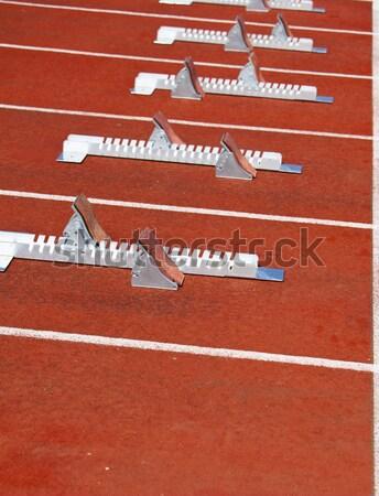 Сток-фото: начала · готовый · игры · человека · спорт · тело