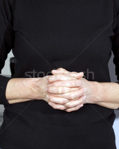 praying Stock photo © rbouwman