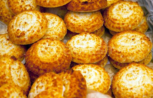 торт голландский рынке продовольствие фон десерта Сток-фото © rbouwman