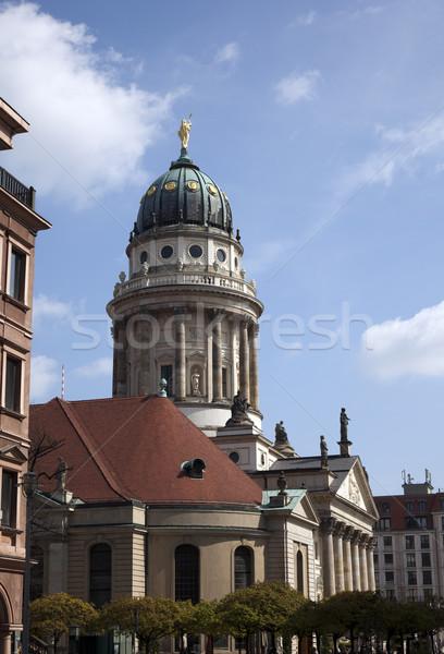 Берлин один красивой здании пространстве Сток-фото © rbouwman