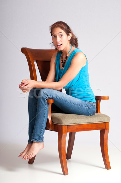 I am totally surprised Stock photo © rcarner