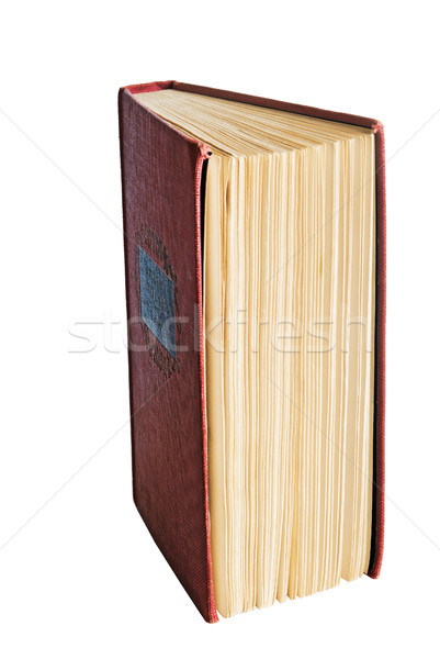 Book ready to read Stock photo © rcarner
