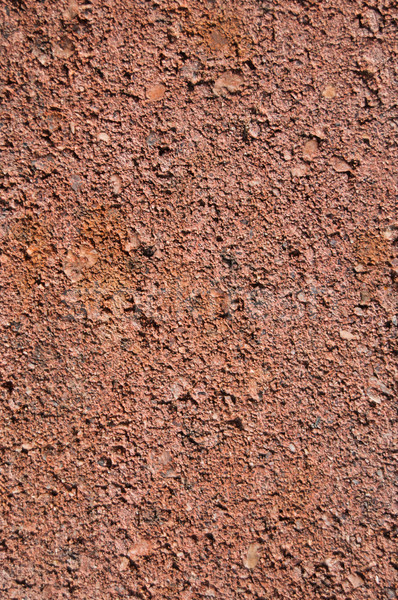 Red brick surface for background or texture Stock photo © rcarner