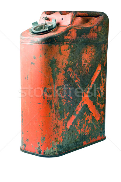Five gallon gas can Stock photo © rcarner