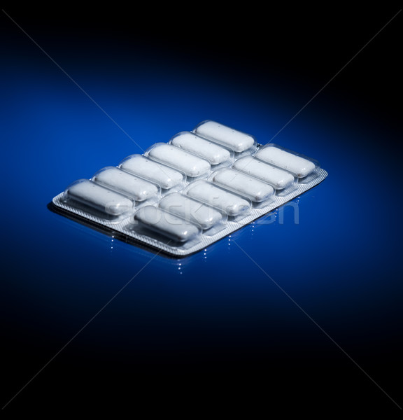 Nicotine gum. Stock photo © Reaktori