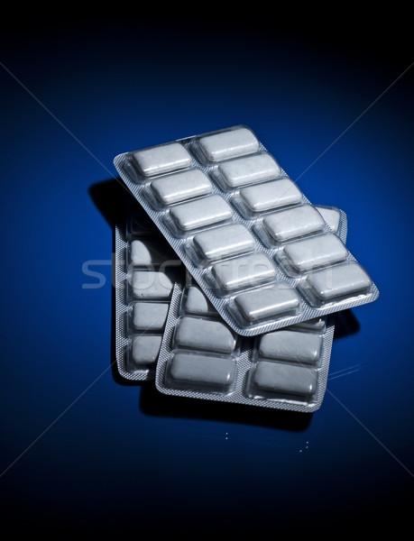 Nicotine gum. Stock photo © Reaktori