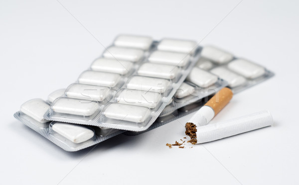 Stop Smoking. Stock photo © Reaktori