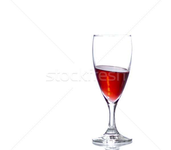 Szkła wino czerwone powierzchnia kopia przestrzeń wina Zdjęcia stock © Reaktori