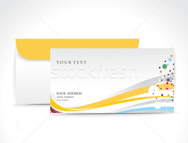 Stock photo: Paper envelope