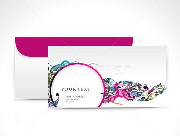 Paper envelope Stock photo © redshinestudio