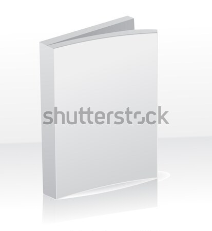 Stock photo: corporate folder