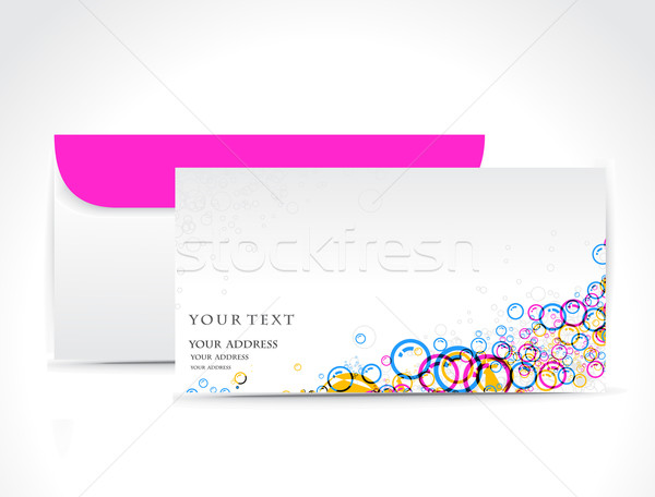 Paper envelope  Stock photo © redshinestudio