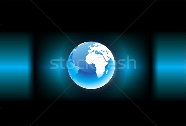 Foto stock: Mundo · mapa · negocios · conceptos · no