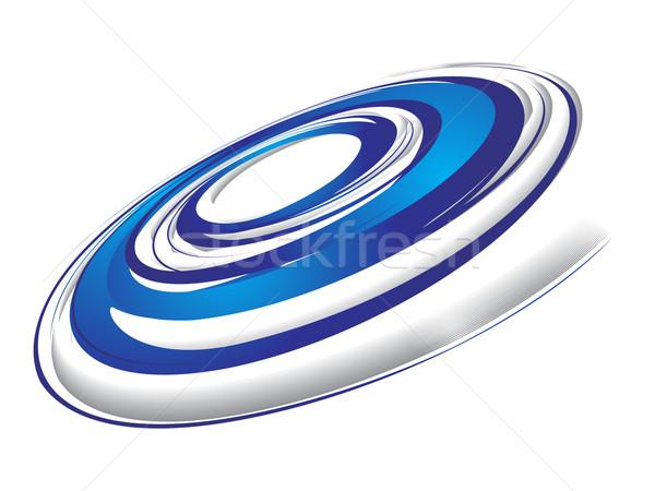swirl wave background Stock photo © redshinestudio